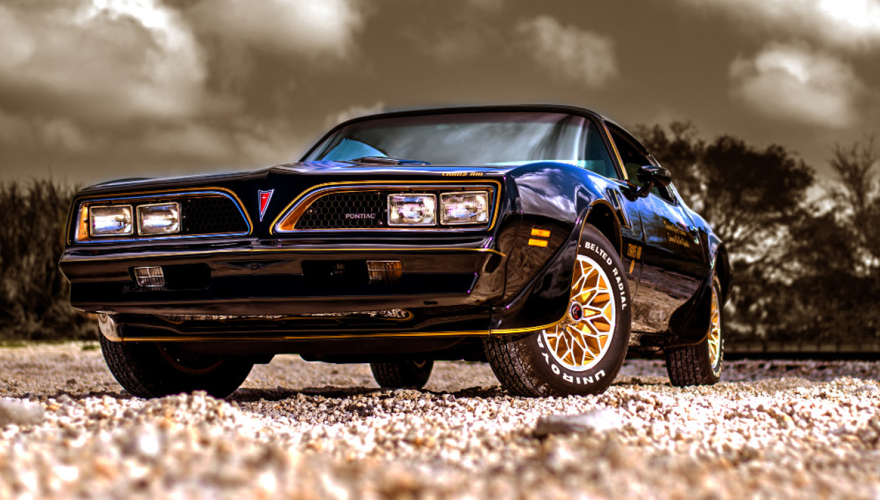 Smokey and the Bandit Trans AM
