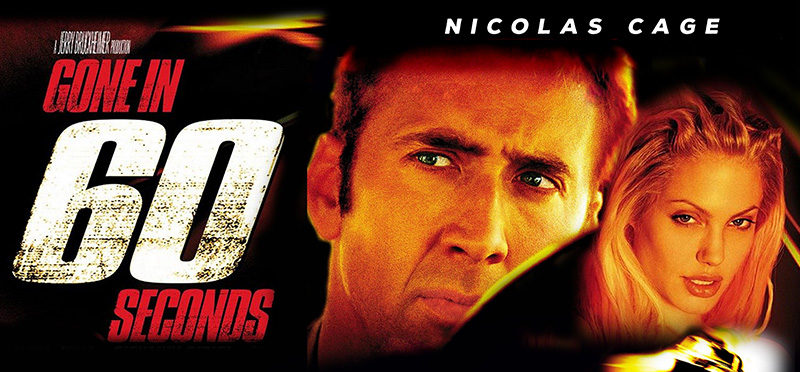 Gone in 60 Seconds – ICONIC PREMIER